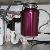 已裝修廚房,洗碗機、垃圾處理器進、排水安裝經驗分享及RO反滲透凈水器展望