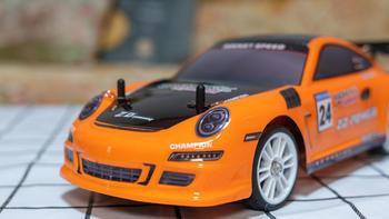 RC 篇四十四:ZD 致顶 1/16 保时捷911 ——精致的CNC金属底盘平跑车