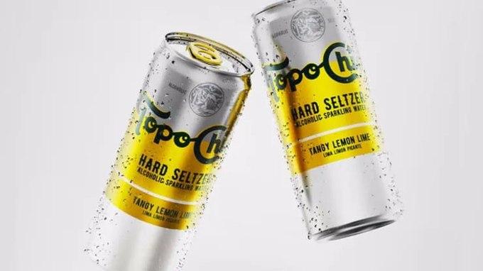可口可乐公司将发布首款含酒精气泡水