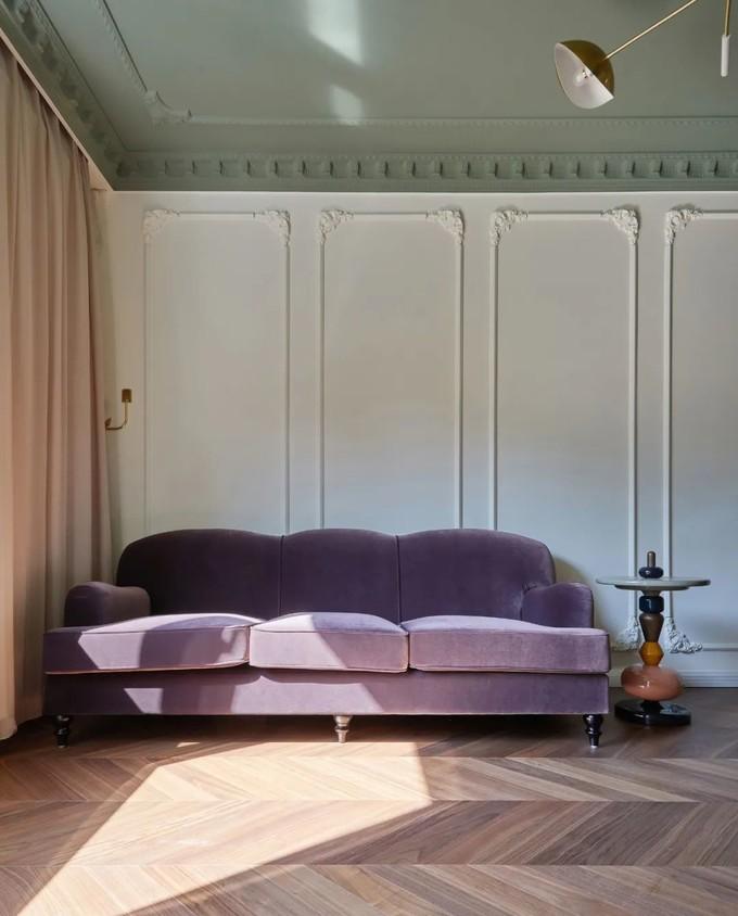 50岁高龄北京老房,用25万改成复古巴黎公寓!