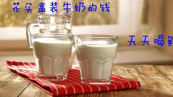 足不出户天天喝鲜奶——探讨鲜牛奶购买渠道优劣