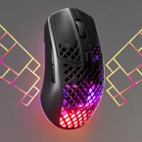 赛睿发布Aerox 3、Aerox 3 Wireless轻量化鼠标,只为极佳游戏手感