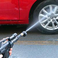 科技数码生活 篇七:老司机:自己洗车省30元,世达18V无刷锂电高压洗车机买的值
