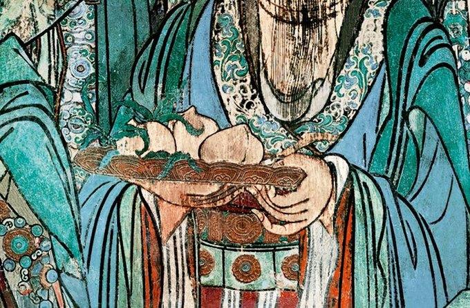 200个高清细节,带你看懂中国绘画史上的奇迹「永乐宫壁画」