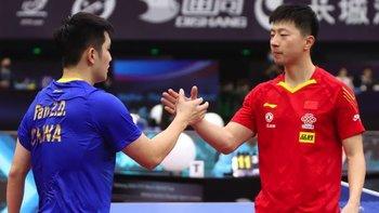 魔高一尺,道高一丈:2020乒乓球世界杯,中国包揽男女单打冠亚军!
