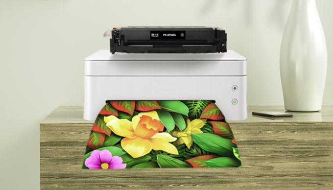 彩色激光打印如何省成本,搞懂如何选彩色硒鼓最关键