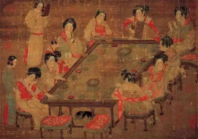涨知识啦:「科普向」花椒大料葱姜蒜煮茶,揭秘你不知的古人快乐肥宅水发展史~(上卷)