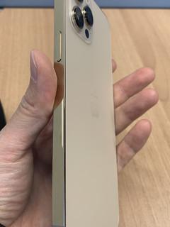 金色iPhone 12 Pro Max