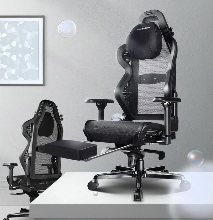 迪锐克斯新品Air电竞椅,透气性佳,可更换不同椅套