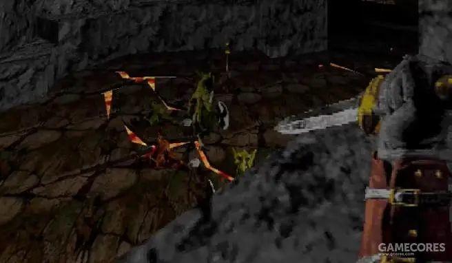烂,也是一种特色   三款90年代的怪诞FPS游戏