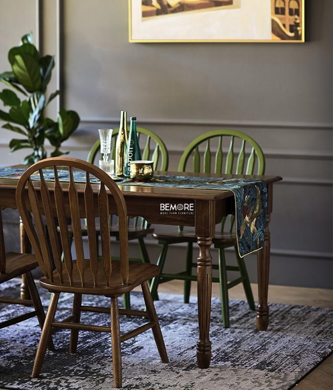每日店铺:北美小镇—每件家具都透着复古气质,让家充满美剧版的沉浸感