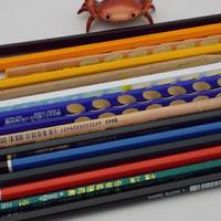 硬核文具横评 篇一:各品牌铅笔对比,国货铅笔怎么样?