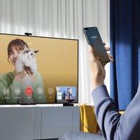 打个电视——华为发布智慧屏S系列:120Hz+鸿蒙OS