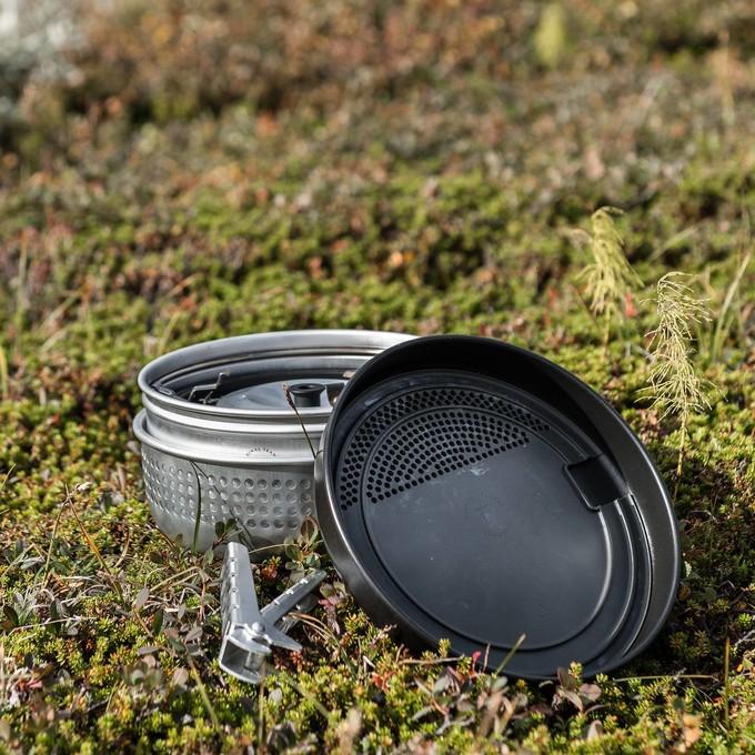 这款高颜值瑞典户外野餐风暴炉,连狂风都吹不灭