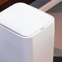 智能垃圾桶是否值得买?拓牛T1X智能垃圾桶评测,自动打包+语音控制