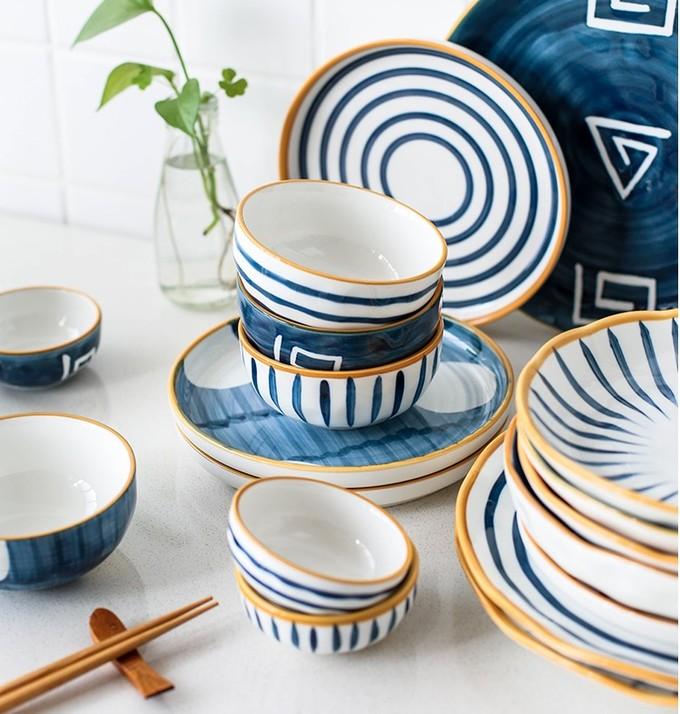 打造属于自己的深夜食堂 | 餐桌上的日式生活美学,那些高颜值的日系餐具