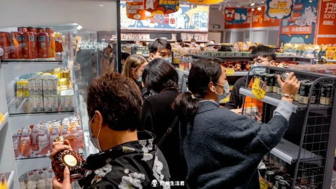 全场1折起!这家零食超市居然比批发市场还便宜!