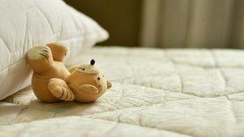谁还不是个女汉子 篇五十七:好工作从好睡眠开始,8H乳胶弹簧静音床垫体验