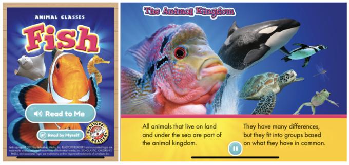 国外老师推荐这15个英文APP,代替家长陪孩子阅读原版书