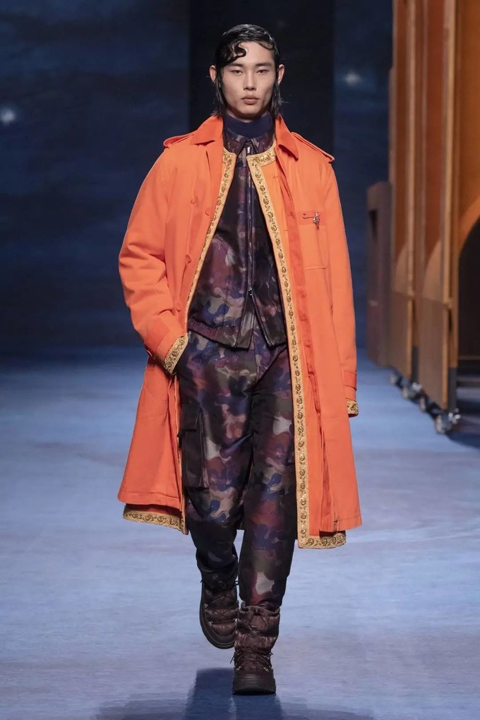 Dior冬季男装盛典,搞艺术,我们是认真的