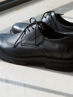 sinmec定制皮鞋男士