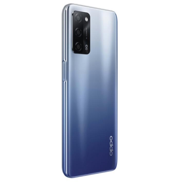 搭载天玑700、5000mAh大电池:OPPO A55开启预售