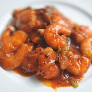 【视频】鲜虾这样做,酸酸甜甜,开胃又下饭!
