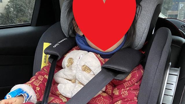 实在的国货,两只兔子「未知」安全座椅体验报告