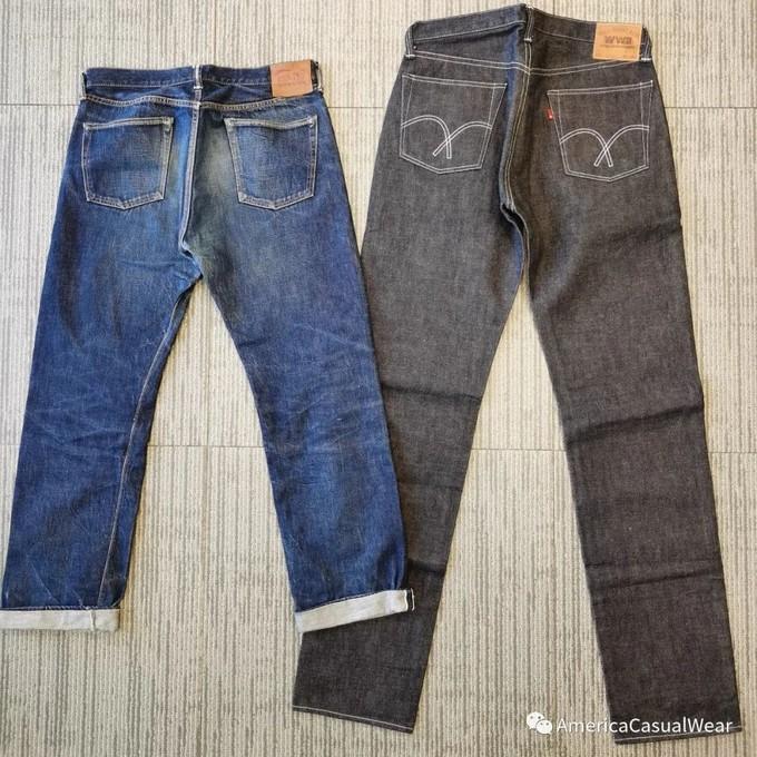 【ACW评测】回顾经典!Fullcount老裤20周年纪念大戦版原牛