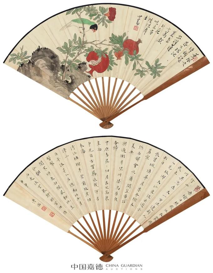 【花花视界】 石榴——火红的花,吉祥的果