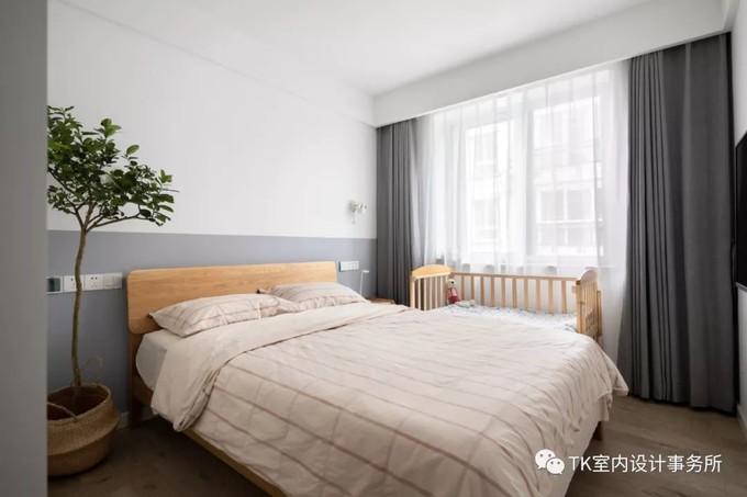 一家五口共居日式宅,简单、整洁、便捷,希望10年后看还是很好看