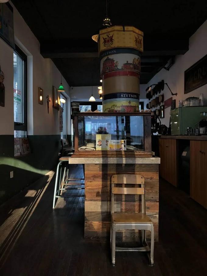 上海成为全球咖啡馆最多的城市,当地时髦达人们最喜欢去这30家