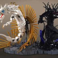 樂高幻影忍者十周年設計大賽獲獎作品名單公布!