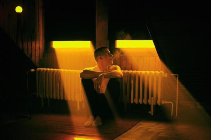 暧昧如电影般的迷人光影,斯洛伐克摄影师的浪漫主义美学