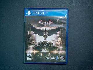 成为蝙蝠侠吧-蝙蝠侠阿卡姆骑士 PS4