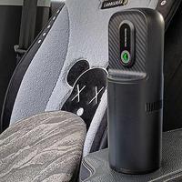 无需耗材净化空气环境,动态水离子深度除味杀菌,车家两用更方便
