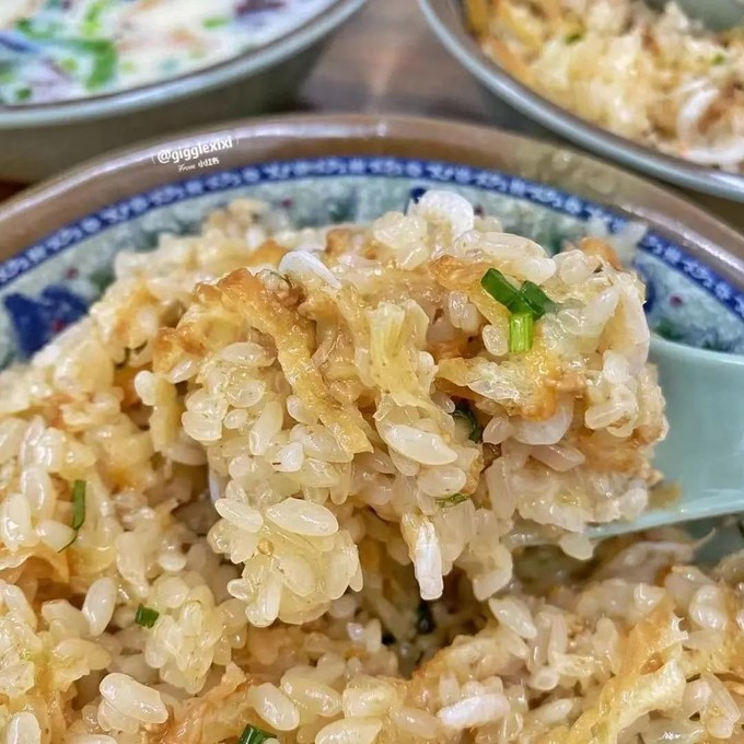 春天的仪式感,从一碗软腻清香的古早糯米饭开始