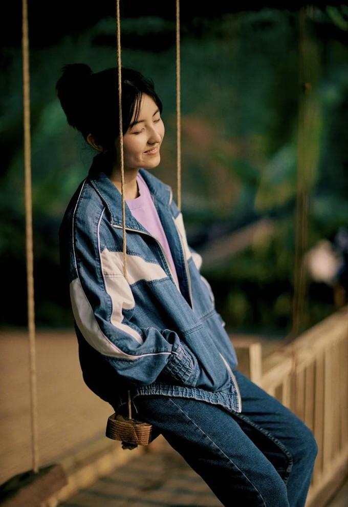 一直被叫妹妹的张子枫,已经长大了