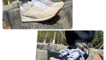 Sneaker 篇一百一十:值得购买的Saucony Shadow 5000 Vintage开箱晒物
