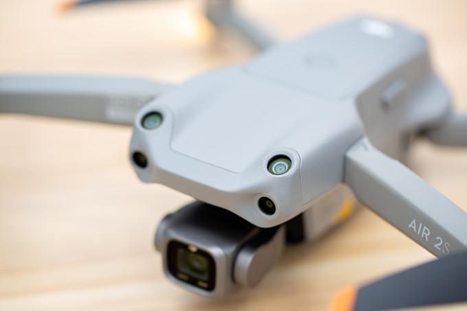 一英寸传感器普及的一个小开端?大疆DJI AIR 2S无人机开箱试飞