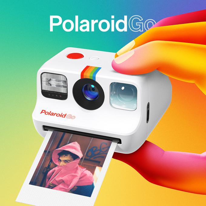 全球最小即时成像胶片相机,宝丽来正式发布Polaroid Go相机