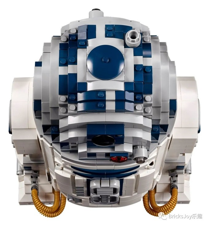 全新乐高星球大战R2-D2套装公布