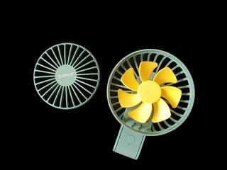 夏日便携利器,ORICO折叠风扇随身带