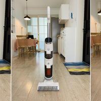 一机搞定吸、拖和自清洁,家庭保洁不再发愁——万摩尔S22洗地机体验分享