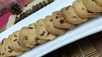 纯天然零添加更健康,好吃的蔓越莓饼干,吃得让人放心