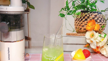 智能家居 篇十八:摩飞气泡原汁机纯汁0渣感,在家就可以DIY,带来更多气泡味蕾体验