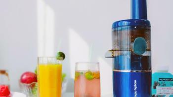 十八聊智能 篇一百三十八:果汁+气泡水,摩飞气泡原汁机评测:宅男宅女的双倍快乐