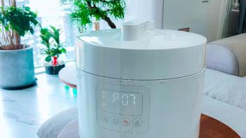 满足6口之家,米家智能电压力锅5L评测:秒变压力锅+火锅+电饭煲