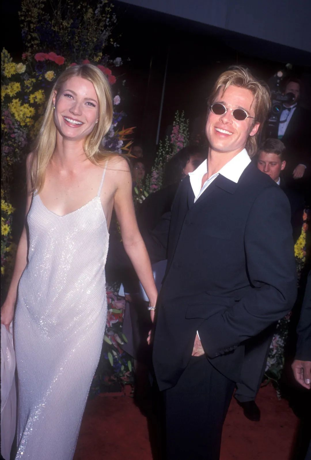怀念那个明星都穿自己衣服走红毯的90年代,个性鲜活~