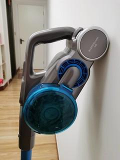 小身材,大吸力——吉米A6超强无线吸尘器